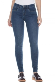 French Dressing Jeans Crystal Slim Jeans - Product Mini Image
