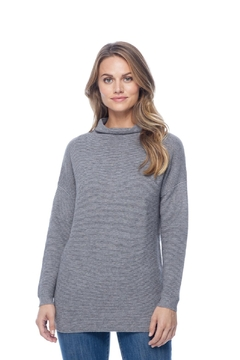 French Dressing Jeans Heather Knit Sweater - Product List Image