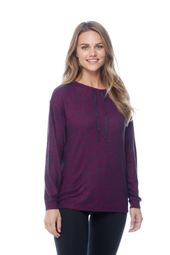 French Dressing Jeans Printed Hatchi Top - Product List Image