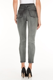 French Dressing Jeans Slim Cropped Pants - Front full body