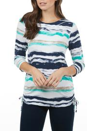 French Dressing Jeans Spring Stripe Top - Product Mini Image