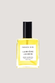 French Girl Organics Lumiere Jasmin Body Glow Oil - Front cropped