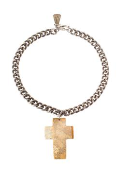 Shoptiques Product: Coral Fossil Cross