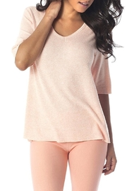 french kiss Jacqueline Kashmira Tshirt - Front cropped