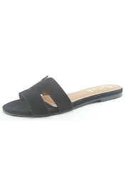 French Sole Alibi Slip-On Sandal - Front cropped