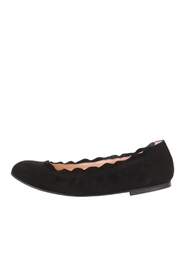 French Sole FS/NY Cuff Ballet Flats - Front cropped