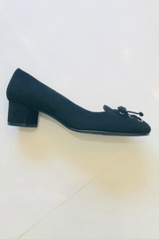 French Sole FS/NY Easel Tie Pump - Front full body