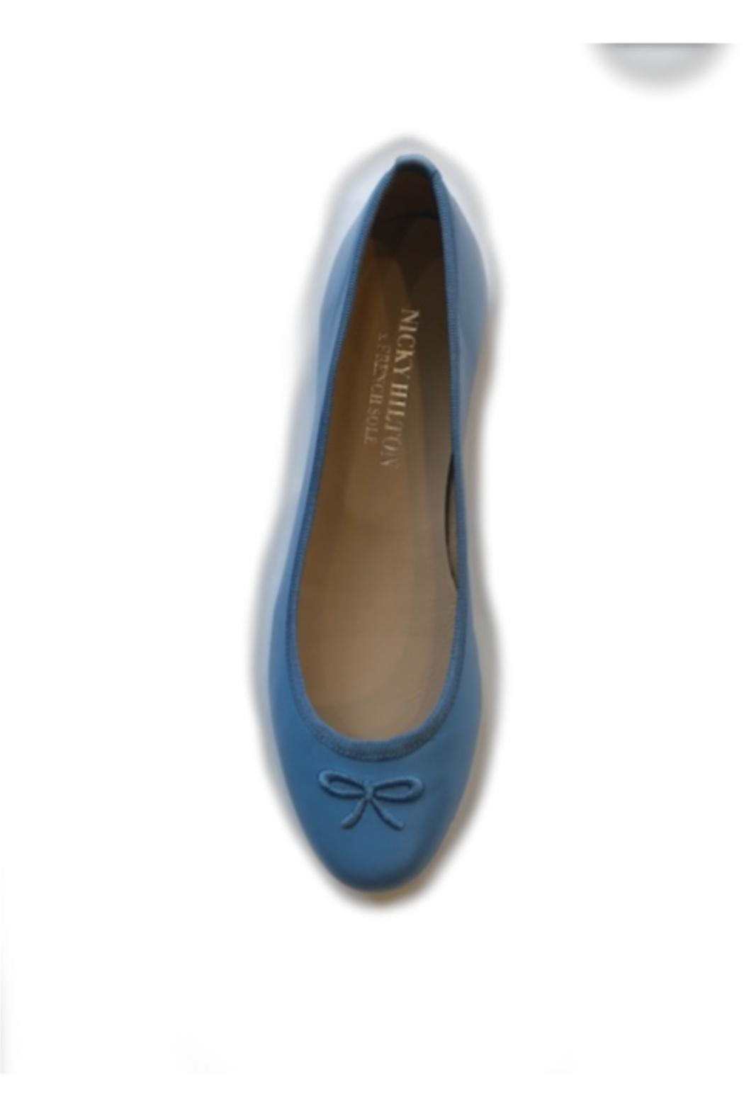 French Sole FS/NY Kathy Ballet Flat - Front Cropped Image