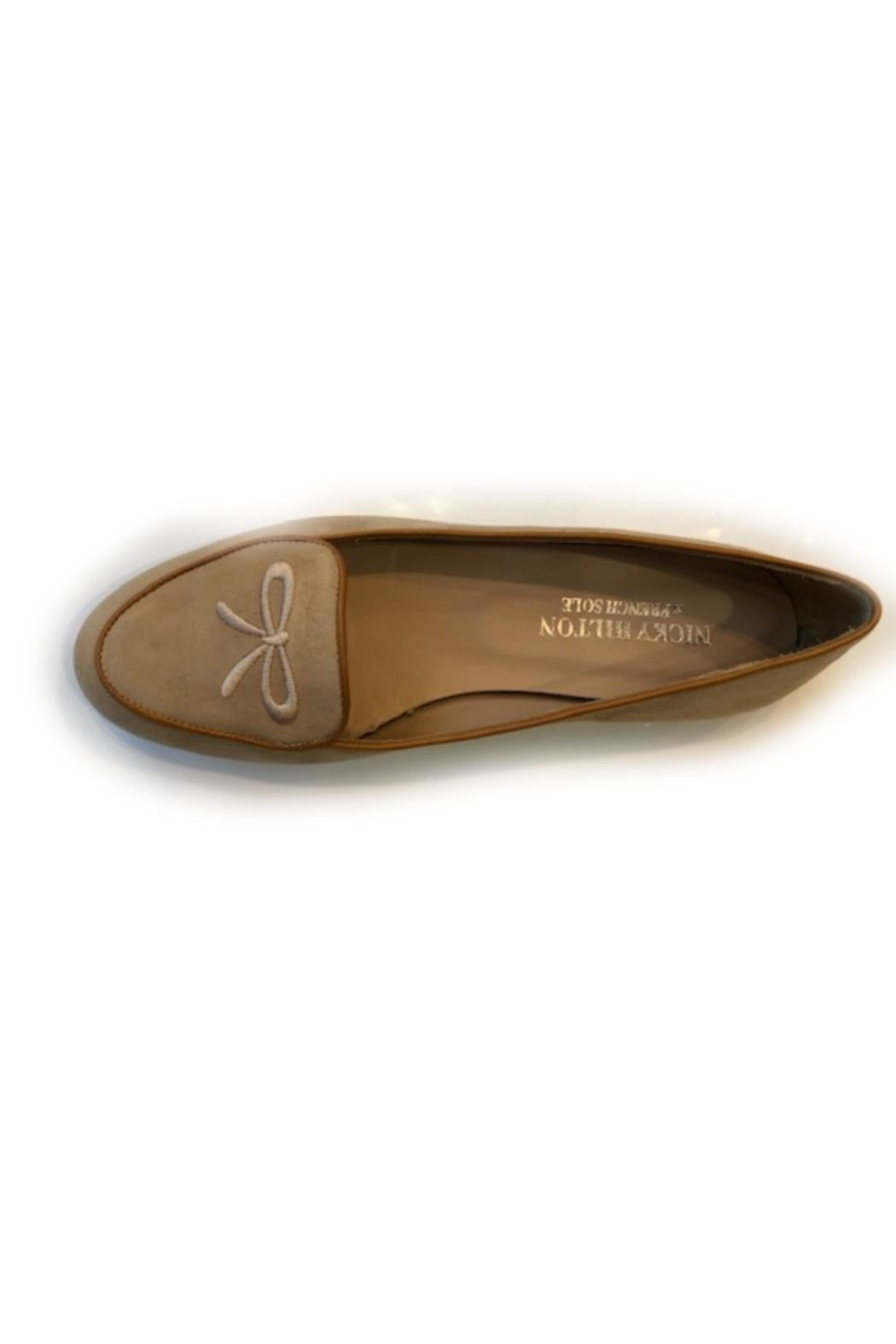 French Sole FS/NY Madison Loafer Flat - Front Full Image