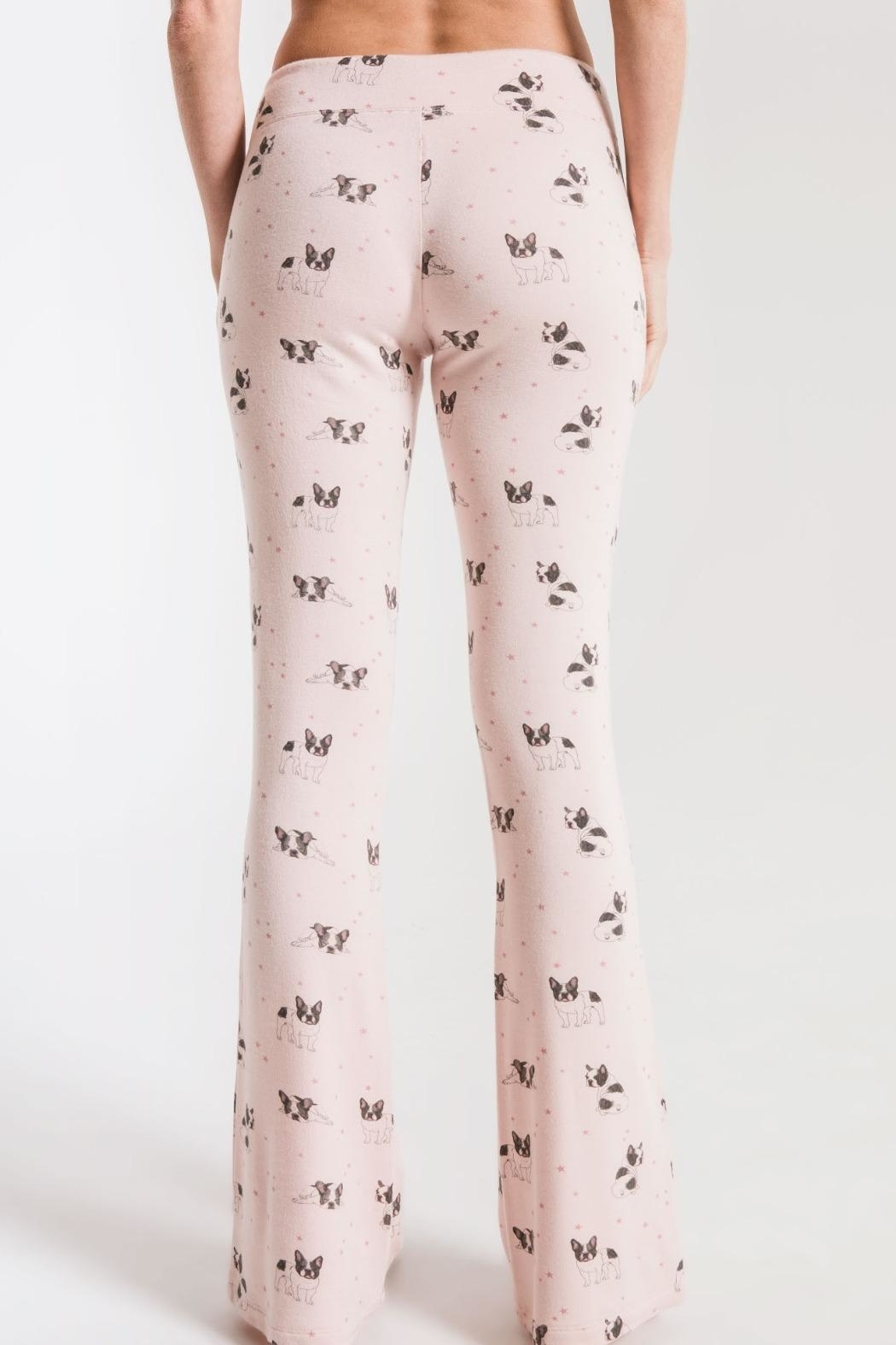 z supply Frenchie Star Pant - Front Full Image