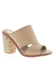 Sbicca Frenchville Heeled Mule - Front cropped