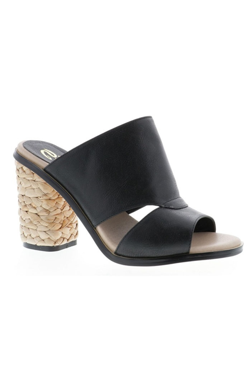 Sbicca Frenchville Heeled Mule - Front Cropped Image