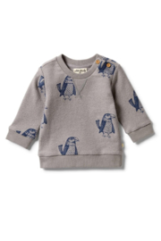 Wilson and Frenchy Frenchy Terry Sweat Top - Product Mini Image