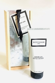 Beekman Fresh Air Goats Milk Hand Cream - 3.4 oz Gift Boxed - Product Mini Image