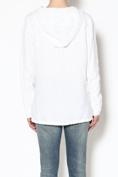 Fresh Laundry Linen Long Sleeve Top - Alternate List Image