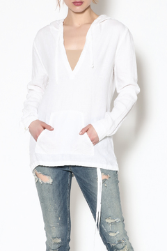 Shoptiques Product: Linen Long Sleeve Top