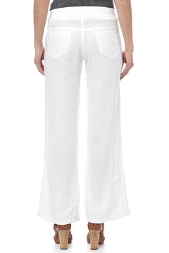 Fresh Laundry White Beachy Pant - Alternate List Image