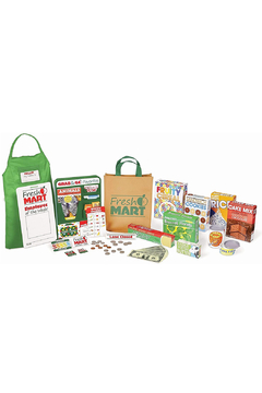 Melissa & Doug Fresh Mart Grocery Store Companion Collection - Alternate List Image