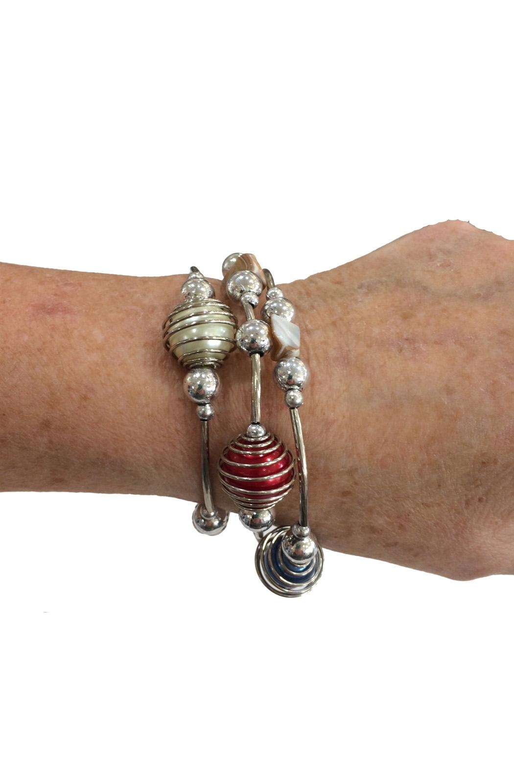Fresh Expressions Kelly Fun Coil Bracelet - Front Full Image