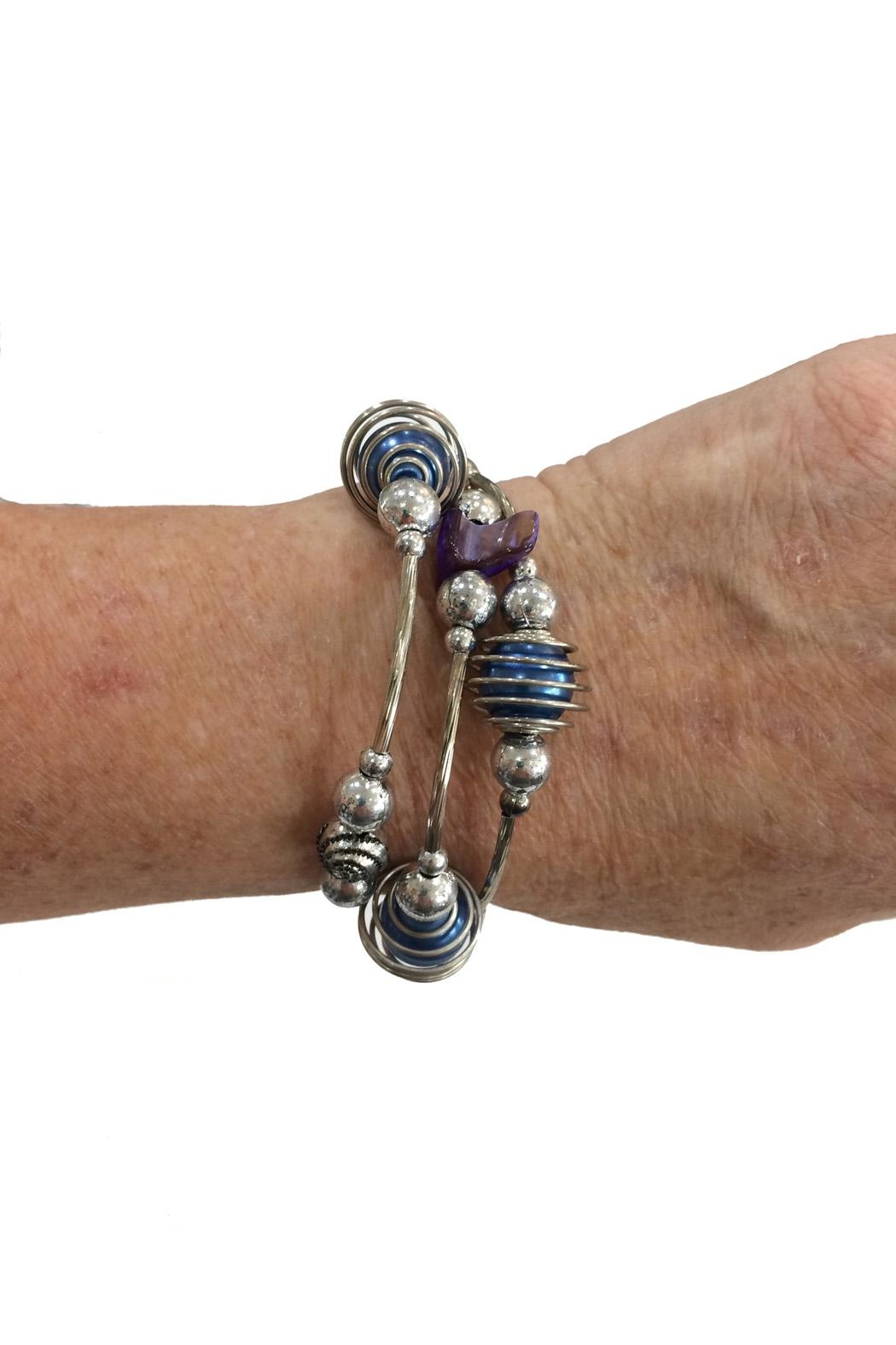 Fresh Expressions Fun Coil Bracelet - Front Full Image