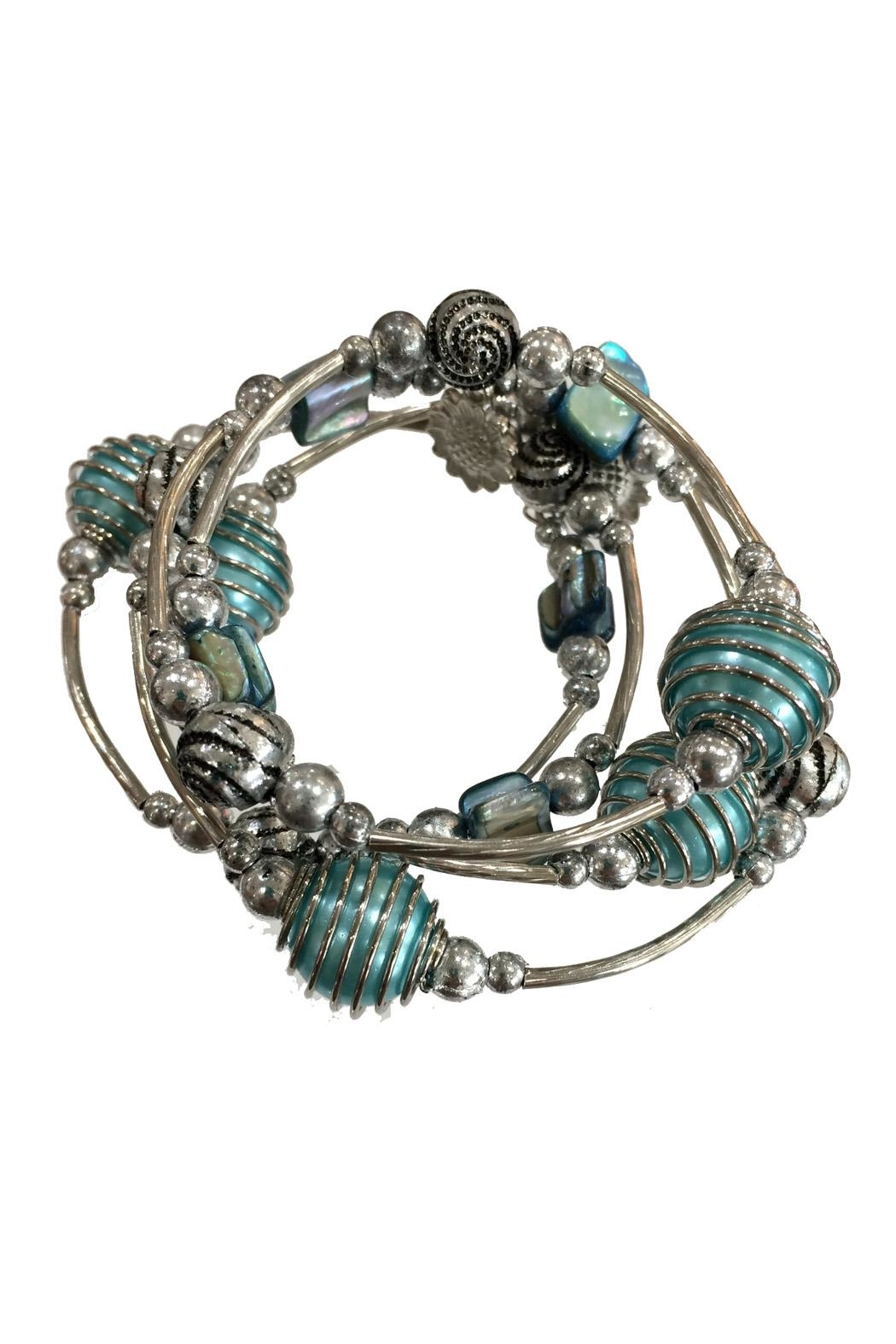 Fresh Expressions Fun Coil Bracelet - Main Image