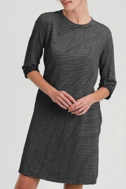Fresh Produce Pinstripe Catalina Dress - Product Mini Image