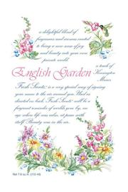 Fresh Scents English Garden Sachets - Product Mini Image