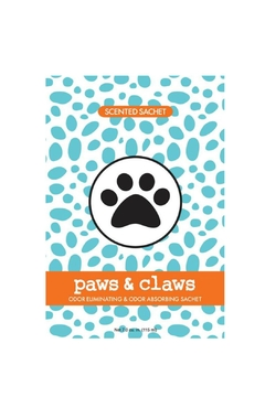 Fresh Scents Paws/claws Sachet - Alternate List Image