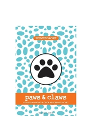 Fresh Scents Paws/claws Sachet - Product Mini Image