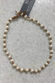 Susan McVicker Jewelry Freshwater Pearl Choker - Front cropped