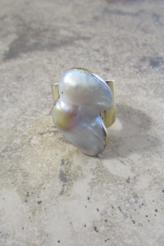 Ole' FRESHWATER PEARL CUFF RING - Product List Image