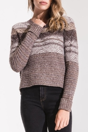 rag poets Freya Pullover Sweater - Product Mini Image