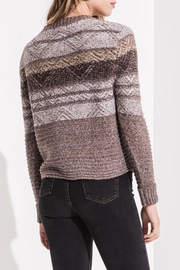 rag poets Freya Pullover Sweater - Side cropped