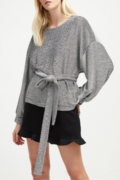 French Connection Freya Texture Top - Product List Image