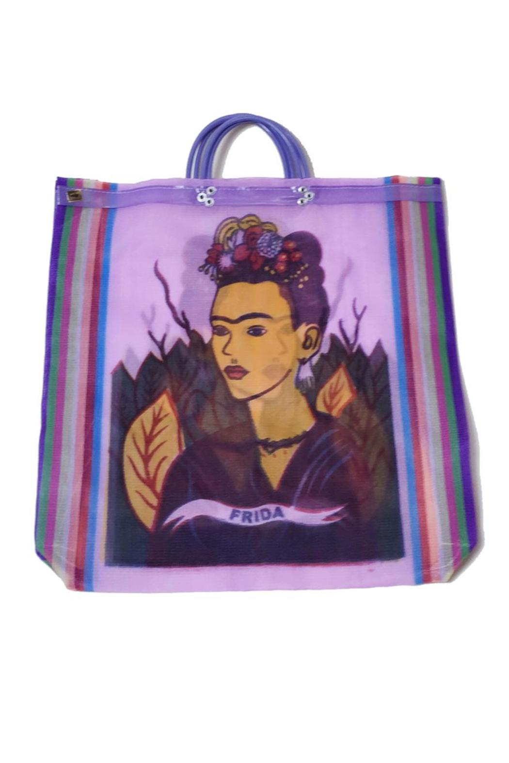 Frida Kahlo Shopper - Main Image