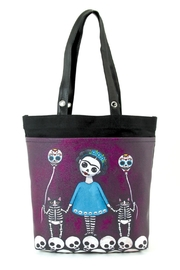 Comeco Frida Kahlo Tote - Product Mini Image