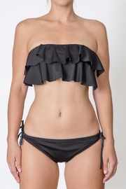 Fridasch swimwear Black Sexy Basic Bikini - Product Mini Image