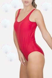 Fridasch swimwear Bright Red Swimsuit - Product Mini Image