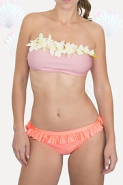 Fridasch swimwear Flower Power Bikini - Side cropped