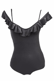 Fridasch swimwear Fun Black Ruffle - Side cropped