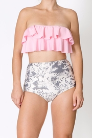 Fridasch swimwear Print Pink Grey - Product Mini Image