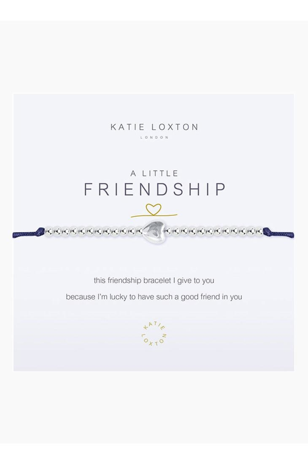 bd254b13c1df8 Katie Loxton Friendship Bracelet from New York by Let's Accessorize ...