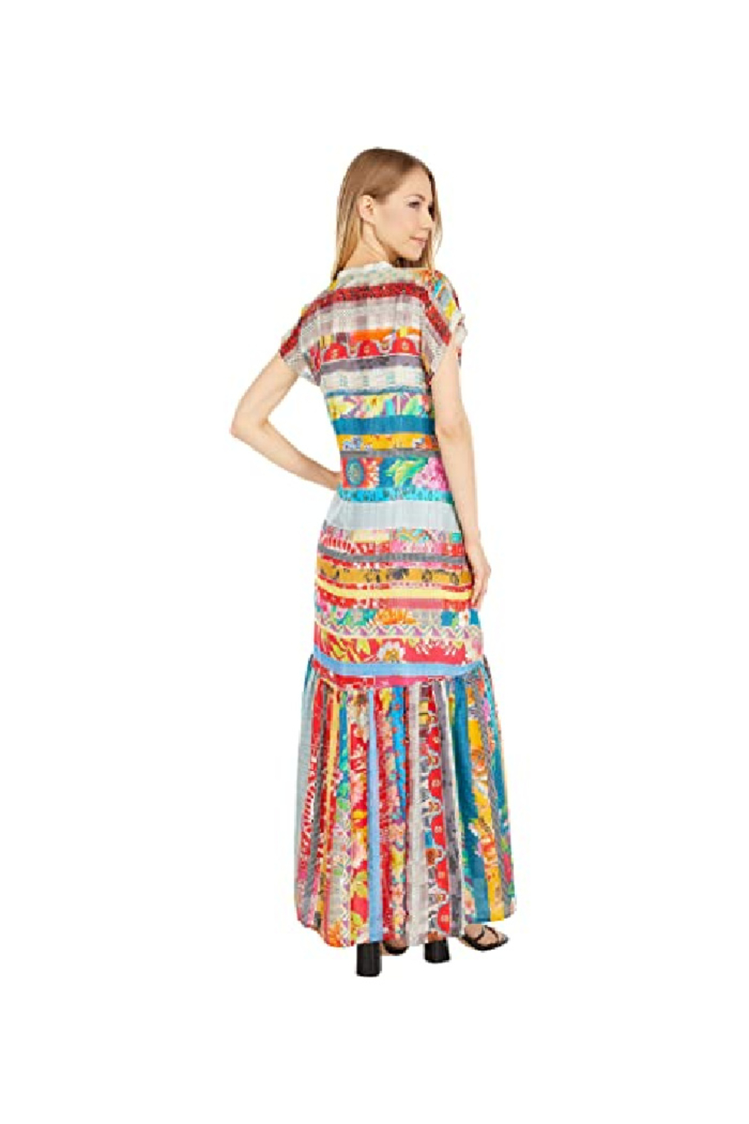 Johnny Was Friendship Dress - Front Full Image