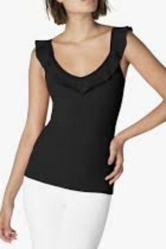 Beyond Yoga Frill Seeker Tank - Product List Image