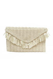 BTB Los Angeles  Fringe Clutch - Product Mini Image