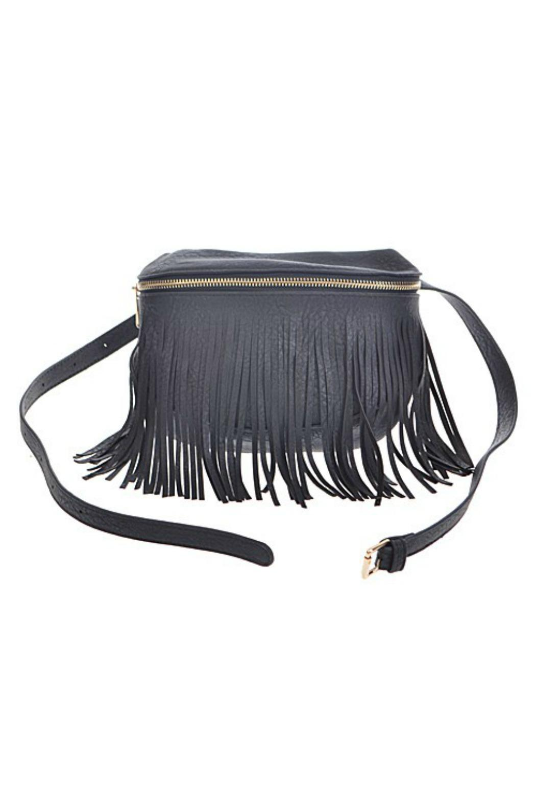 7117e25270aa BRANDED Fringe Fanny Pack from San Diego — Shoptiques