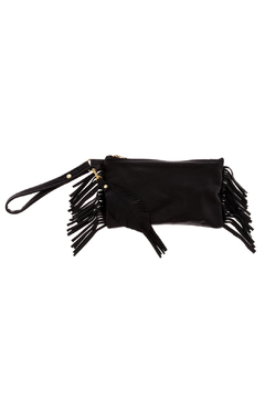 Fringe Leather Fringe Wristlet - Product List Image