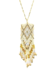 Wild Lilies Jewelry  Fringe Pendant Necklace - Product Mini Image