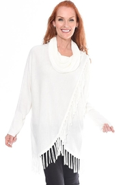 Camille and Co FRINGE SWEATER - Product Mini Image
