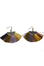Minx Fringe Tassel Earrings - Product Mini Image